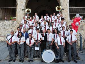 Banda musicale Santa Sofia d'Epiro compie 70 anni