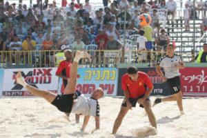 Beach Soccer: tutto pronto per la tappa finale del girone centro-sud
