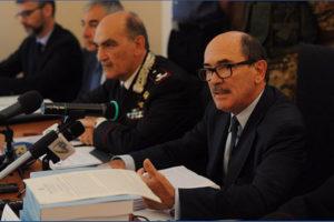 'Ndrangheta: Cafiero de Raho, colpiti capi non manovalanza