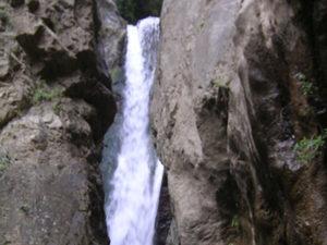 Riserva Valli Cupe: nuovamente agibile cascata dell'inferno