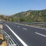 Incendio: traffico bloccato sull'A2 nel Cosentino