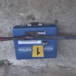 Sicurezza: detiene illegalmente fucile arrestato dalla Polizia a  Reggio