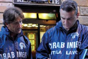 Sicurezza: esercizi commerciali controllati dal Gruppo Locri
