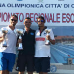 Nuoto: splendida Rari Nantes Lamezia Terme ai Campionati Regionali Fin