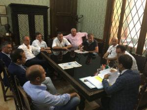 Catanzaro calcio: Sindaco incontra gruppo imprenditori edili