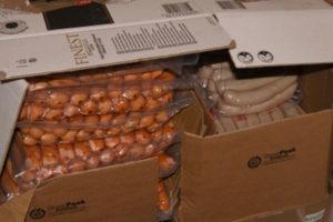 Sicurezza alimentare: controlli a Reggio, denuncia e sequestro