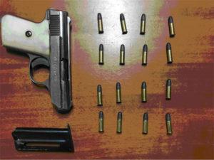 Armi: deteneva illegalmente una pistola, arrestato a Nicotera