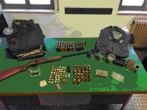 Armi: due fratelli arrestati dai Carabinieri a Nicotera