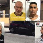 Sicurezza: cinque arresti dei Carabinieri a Rosarno