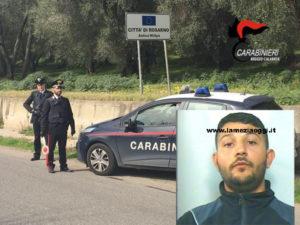 'Ndrangheta: violazione liberta' vigilata, arrestato 26enne