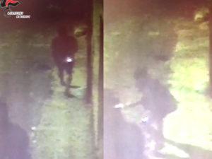 Stalking: maltratta ex e incendia autovetture amiche, arrestato a S.Caterina