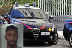 Droga: piantagione di canapa indiana, giovane arrestato dai Carabinieri
