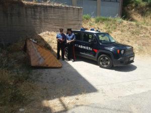 Furti: Carabinieri Caccuri recuperano refurtiva, 2 denuce