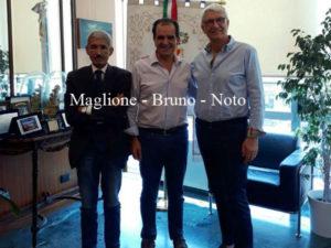 """Calcio: Catanzaro, Bruno """"massima collaborazione con societa'"""""""