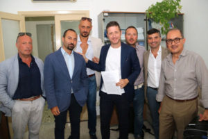 Comune Catanzaro: associazione adotta aree verdi ex ospedale