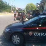 Sicurezza: controlli carabinieri 4 persone denunciate a Mesoraca