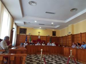 Comune Girifalco, i lavori del consiglio comunale