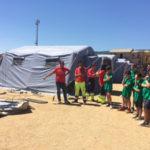 Protezione Civile campi scuola Girifalco e Gimigliano