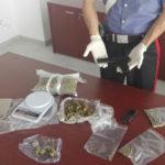 Pistola e droga due arresti operati dai Cc nel Lametino
