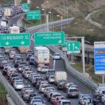 Esodo: traffico intenso, nel pomeriggio previsto 'bollino giallo'