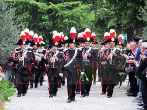 Carabinieri: concerto della Fanfara dell'Arma a Nicotera