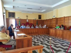 Comune Girifalco: i lavori del consiglio comunale