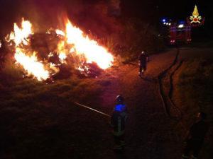 Incendi: ancora un decesso in Calabria, muore pensionato
