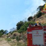 Incendi: vigili del fuoco, oggi oltre 1.000 interventi
