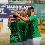 Lamezia Beach Soccer sconfigge l'Atletico Licata