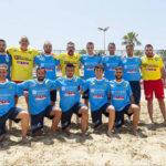 Beach Soccer: le calabresi alla ricerca dei primi punti