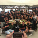 Amantea: motoraduno Campora San Giovanni, Veltri un successo