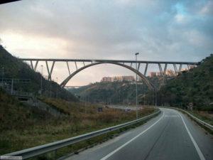 Anas: al via manutenzione ponte Morandi-Bisantis a Catanzaro