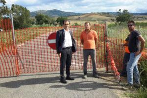 Catanzaro: per lavori chiusa al traffico la strada provinciale 59