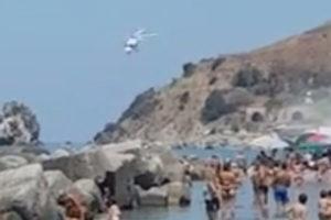 Bagnante colto da malore muore in mare nel Cosentino