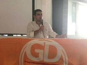 Pd: Rocco Bevacqua presidente giovani democratici città Metropolitana
