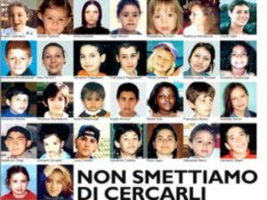 Persone scomparse: 47.946 ancora da rintracciare, il 70% minori