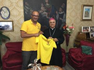 Arcivescovo Catanzaro socio onorario associazione Basta Vittime