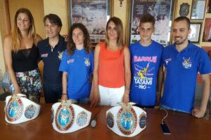 Pizzo, presentata 3 torneo internazionale kickboxing Tatami Pro