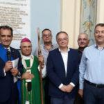 Riaperta al culto la chiesa matrice di Vallefiorita