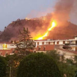 Incendi: Legambiente, Calabria brucia per negligenza istituzioni