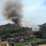 Incendi: Legambiente, 35 mila ettari di zone protette in fumo