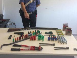 Sgominata banda di ladri nel Crotonese, un arresto e tre denunce