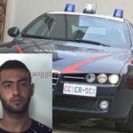 Evade dai domiciliari arrestato dai Carabinieri a Reggio