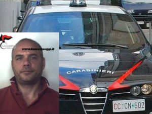Estorsioni: aggredisce compagna commerciante, un arresto a Reggio