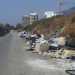 Incendio in un campo rom a Cosenza, distrutte baracche