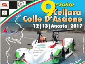 Automobilismo: domani le prove della nona Salita di Cellara