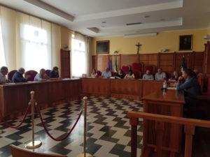 Girifalco, i lavori del consiglio comunale