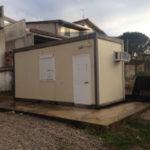 Maltempo: Cosenza, due containers per i senzatetto della citta'