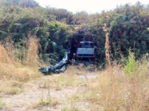 Scoperto a Cosenza 'covo' auto rubate, indagini polizia
