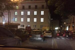 Colpi d'arma da fuoco nella notte in piazza De Nava a Reggio